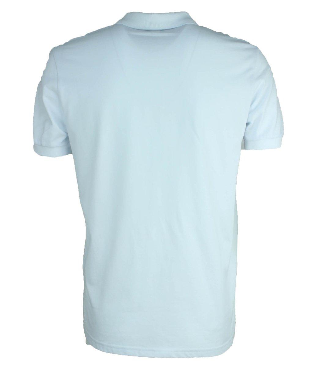 Белая футболка поло Paul&Shark Print