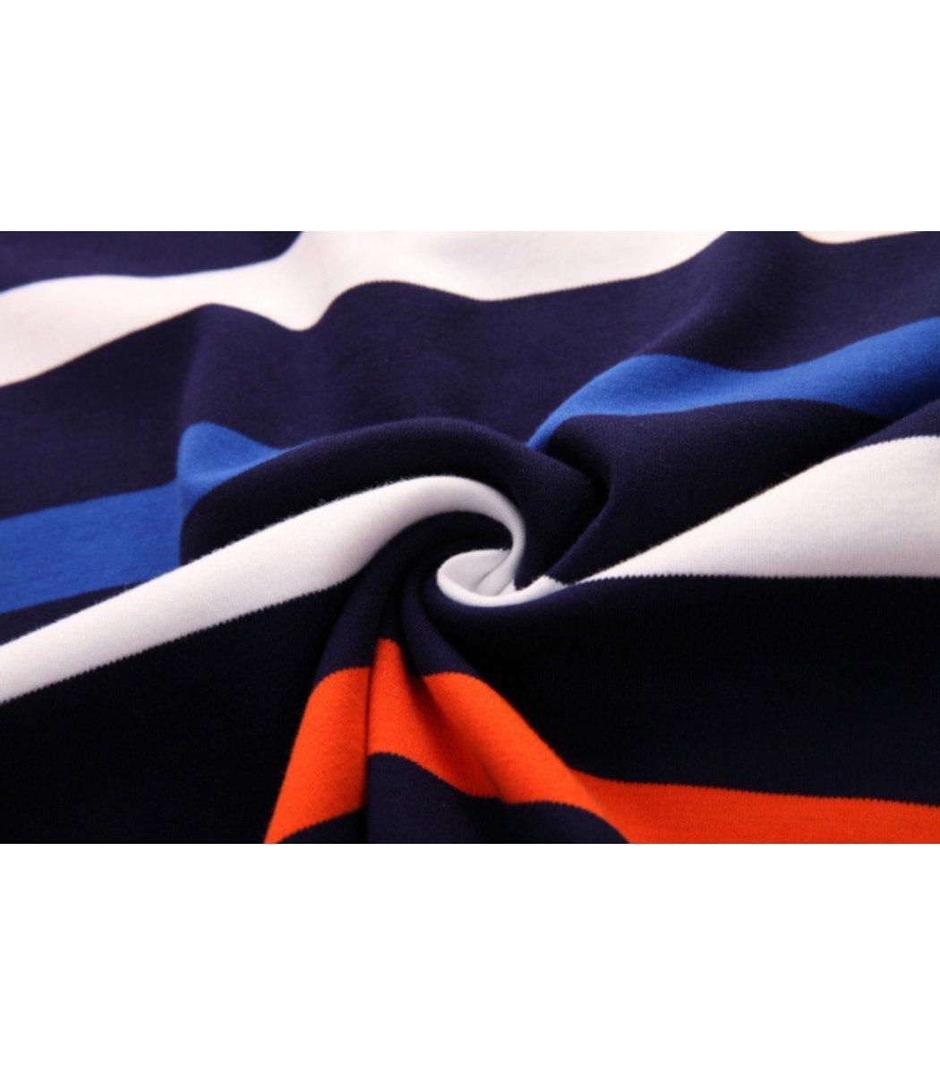 Поло с длинным рукавом Paul&Shark ST2 (Синий/Синий/Оранжевый)