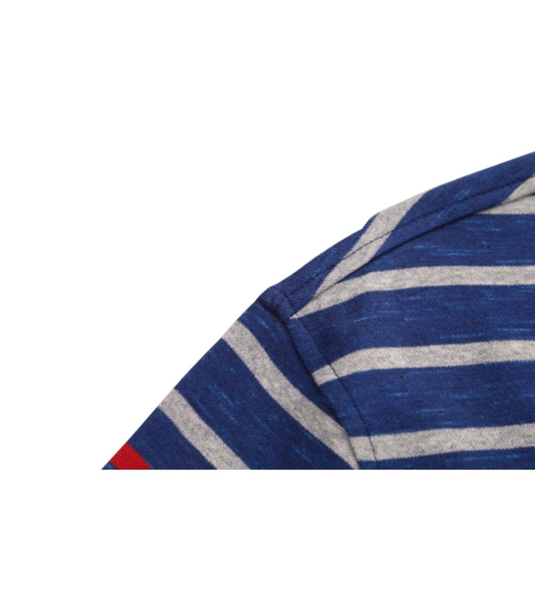 Поло с длинным рукавом Paul Shark PS1 (Синий/Белый) - Синий/Белый - Вид 7