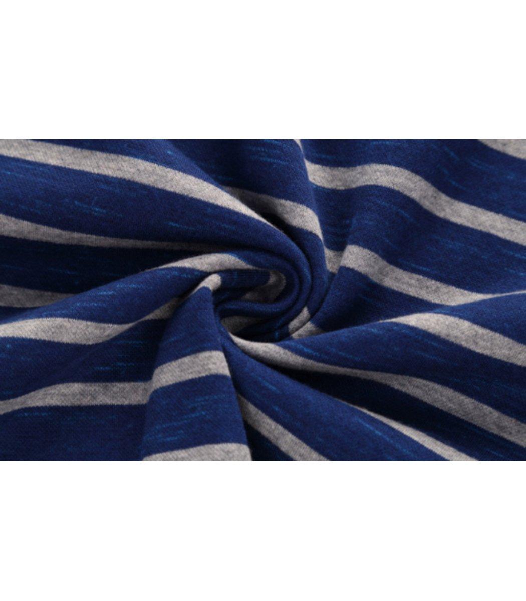 Поло с длинным рукавом Paul Shark PS1 (Синий/Белый) - Синий/Белый - Вид 9