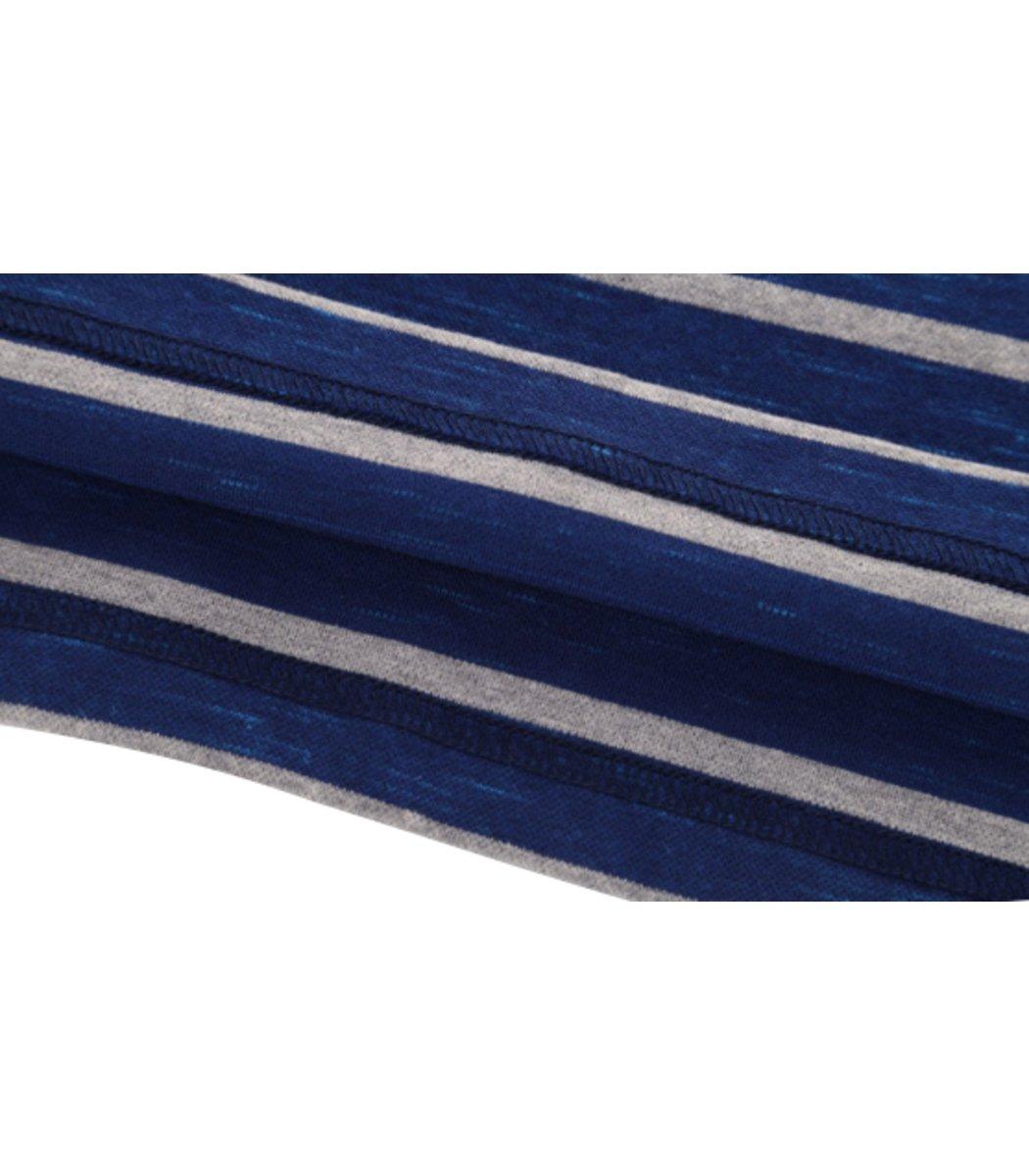 Поло с длинным рукавом Paul Shark PS1 (Синий/Белый) - Синий/Белый - Вид 10