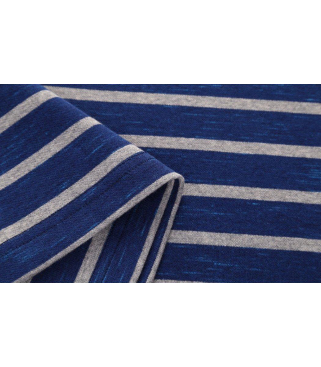 Поло с длинным рукавом Paul Shark PS1 (Синий/Белый) - Синий/Белый - Вид 11