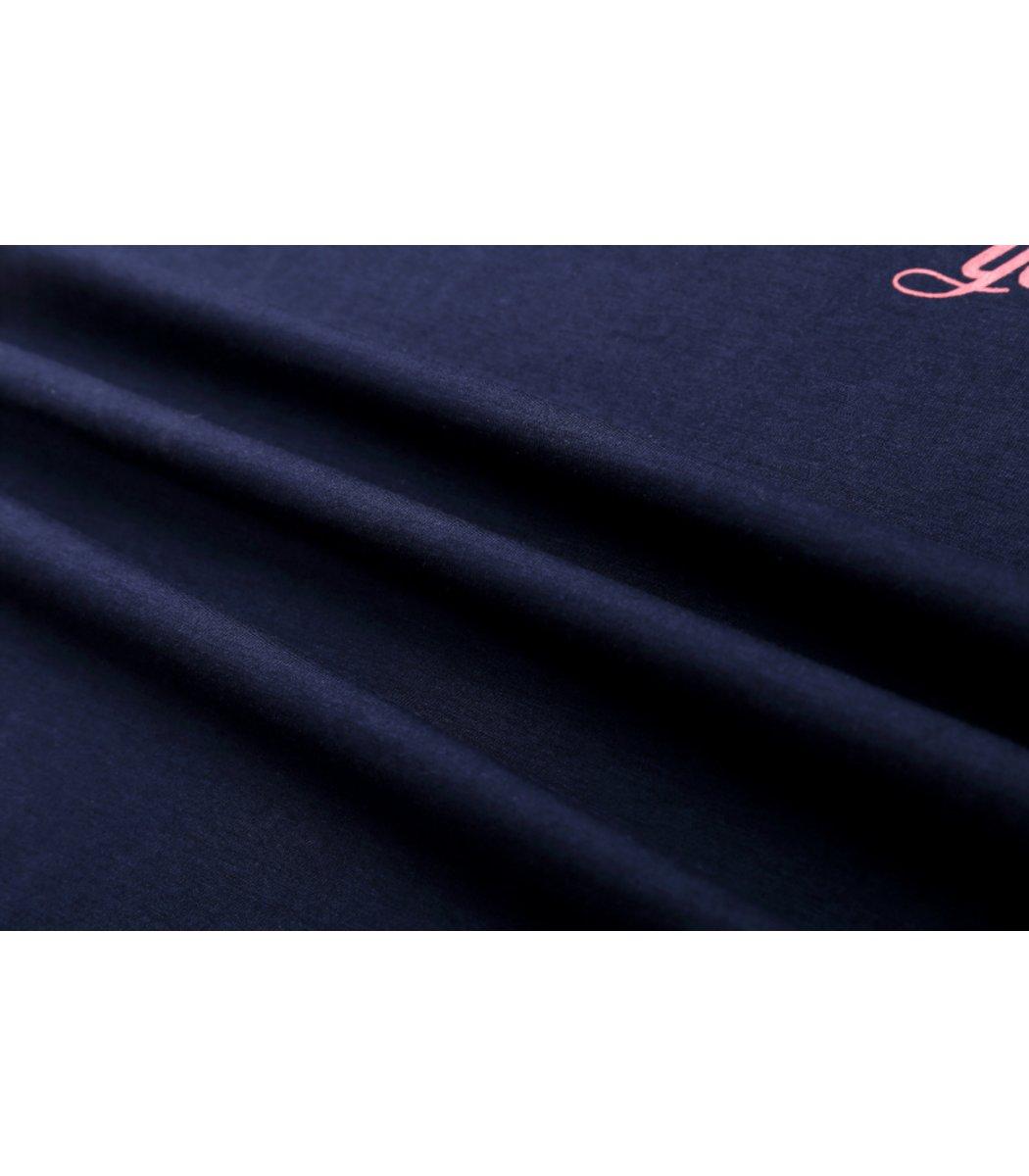 Темно-синий лонгслив Paul&Shark LP2