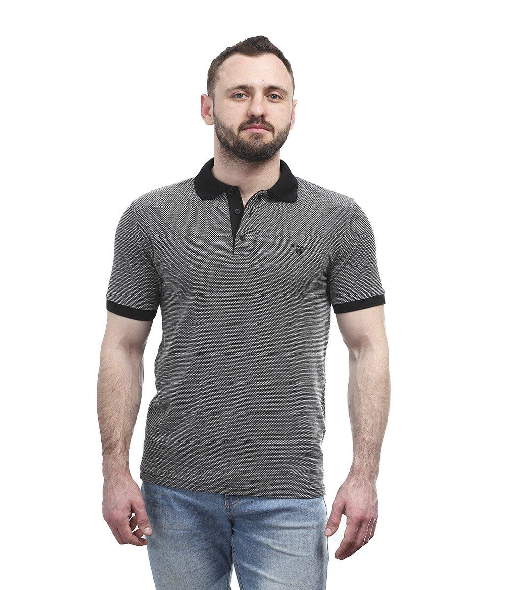 Черная футболка поло Gant G1 - Черный - Вид 2