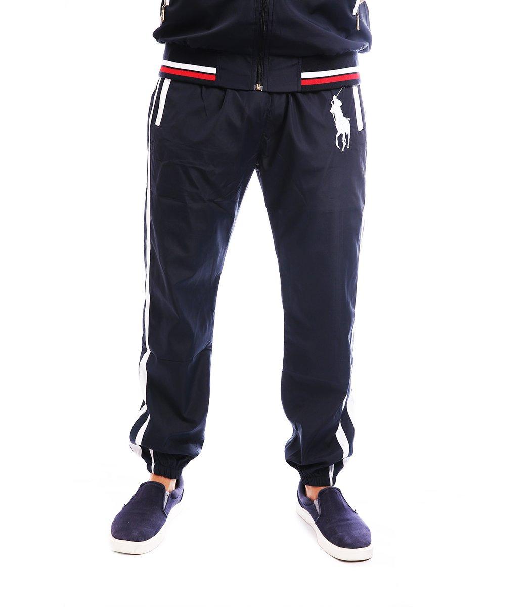 Спортивный костюм POLO Ralph Lauren Classic Темно-синий/белый