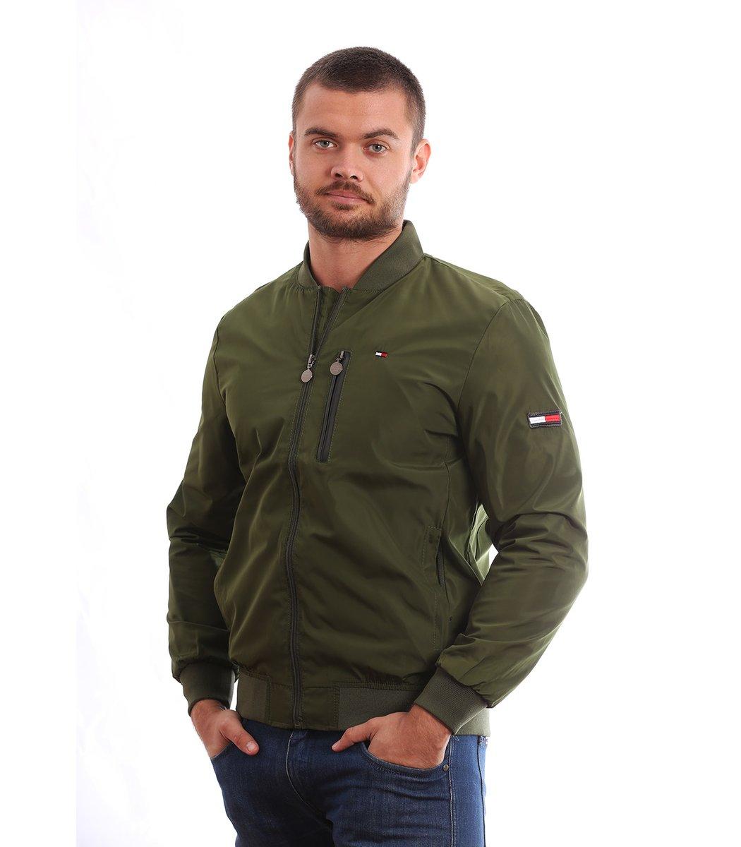 Куртка-бомбер Tommy Hilfiger KT1