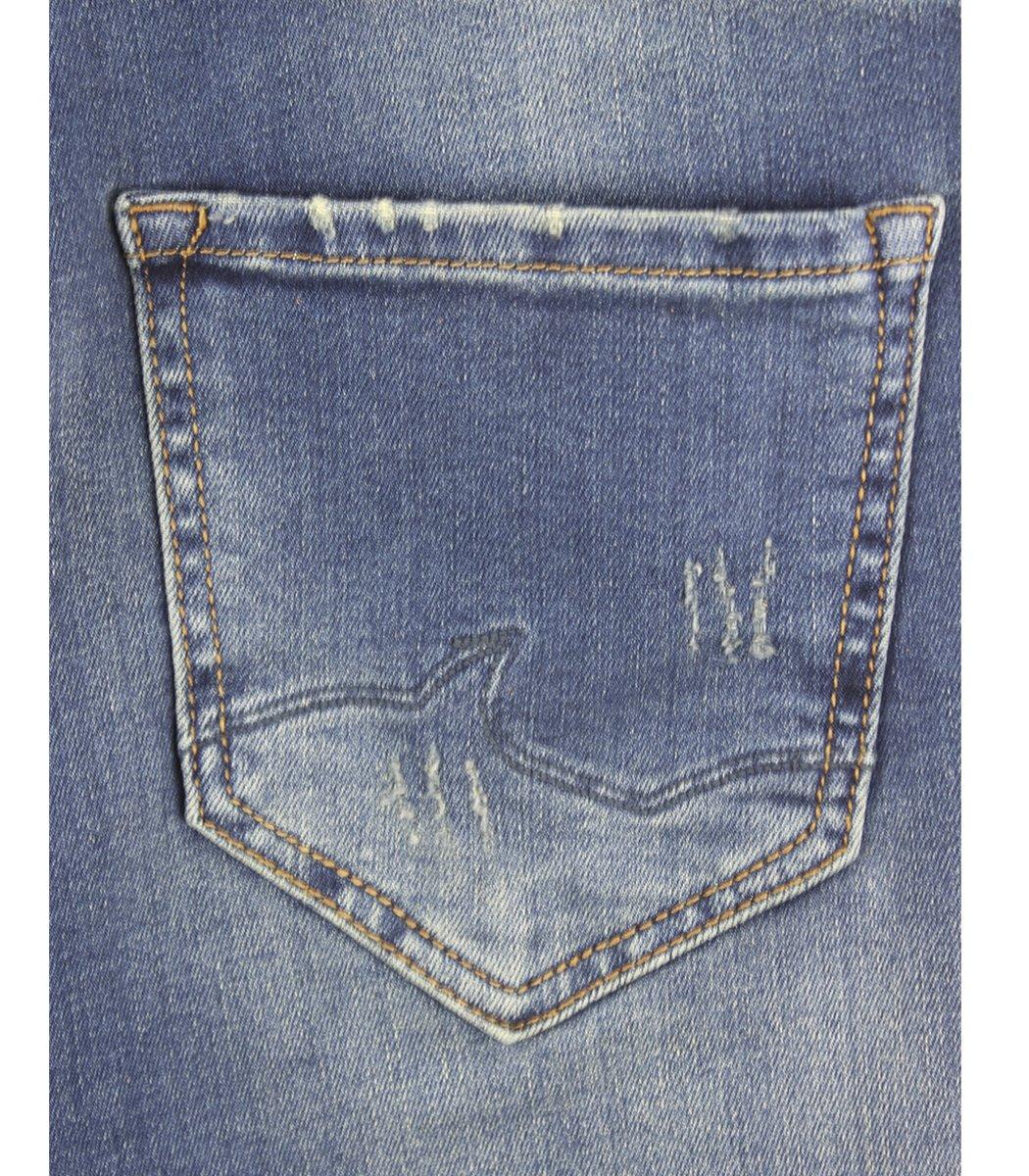 Джинсовые шорты Paul&Shark+ремень