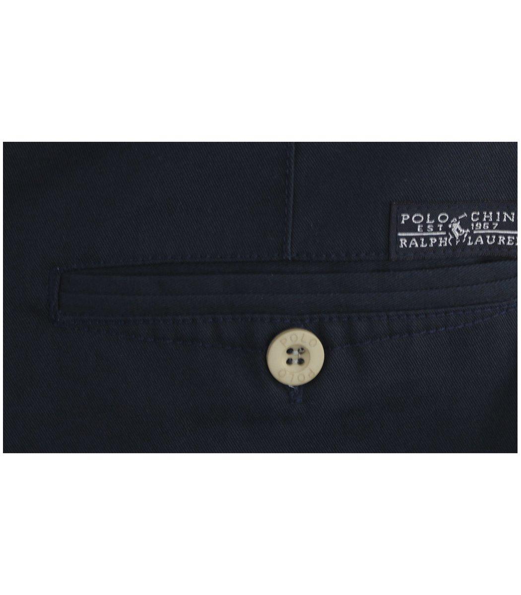Шорты POLO Ralph Lauren Classic 1 Темно-синий