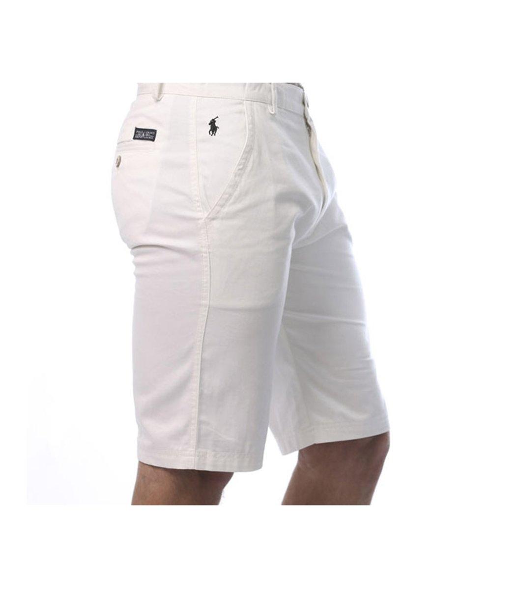 Шорты POLO Ralph Lauren Classic 1 Белый