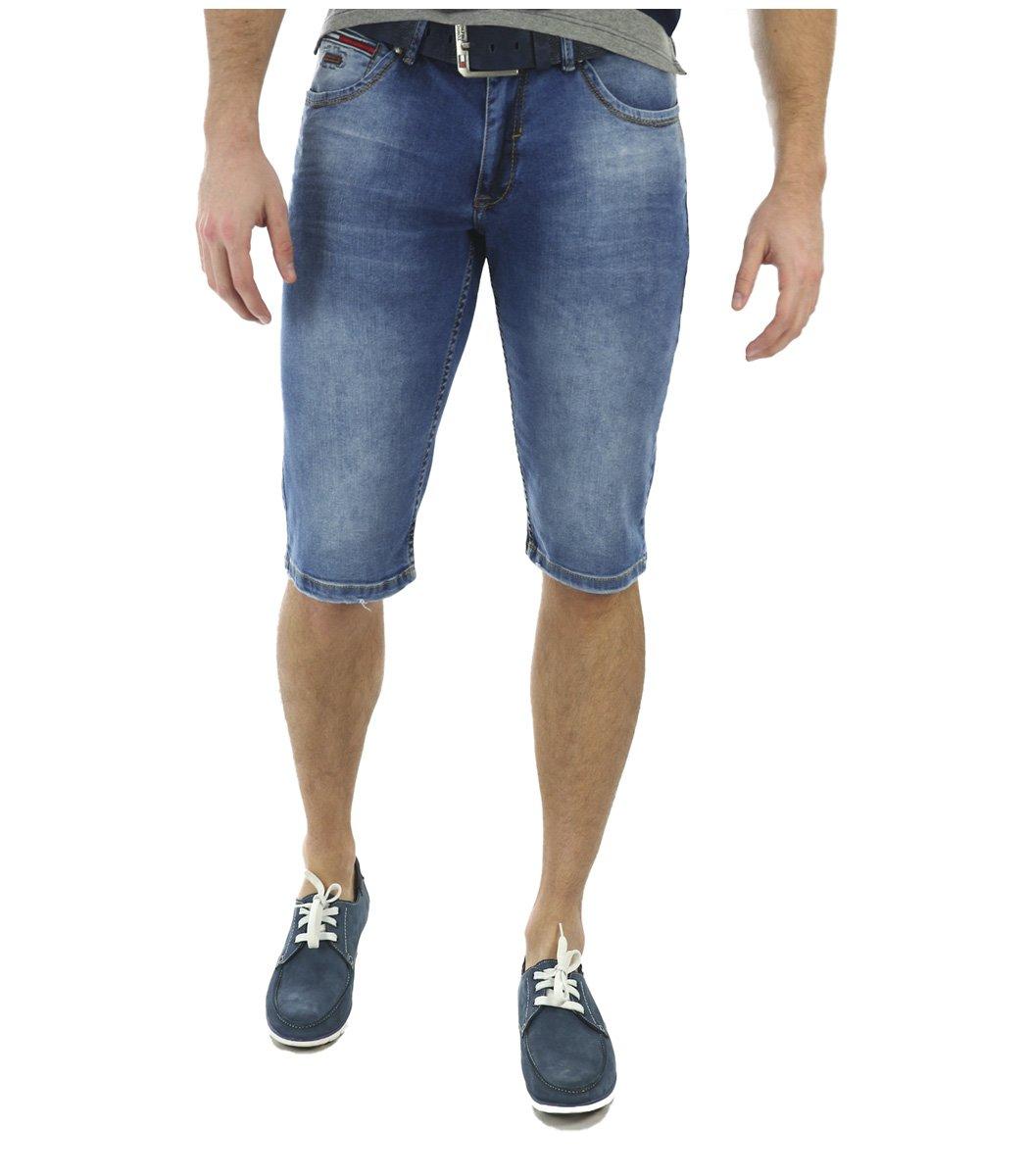 Джинсовые шорты Tommy Hilfiger + ремень
