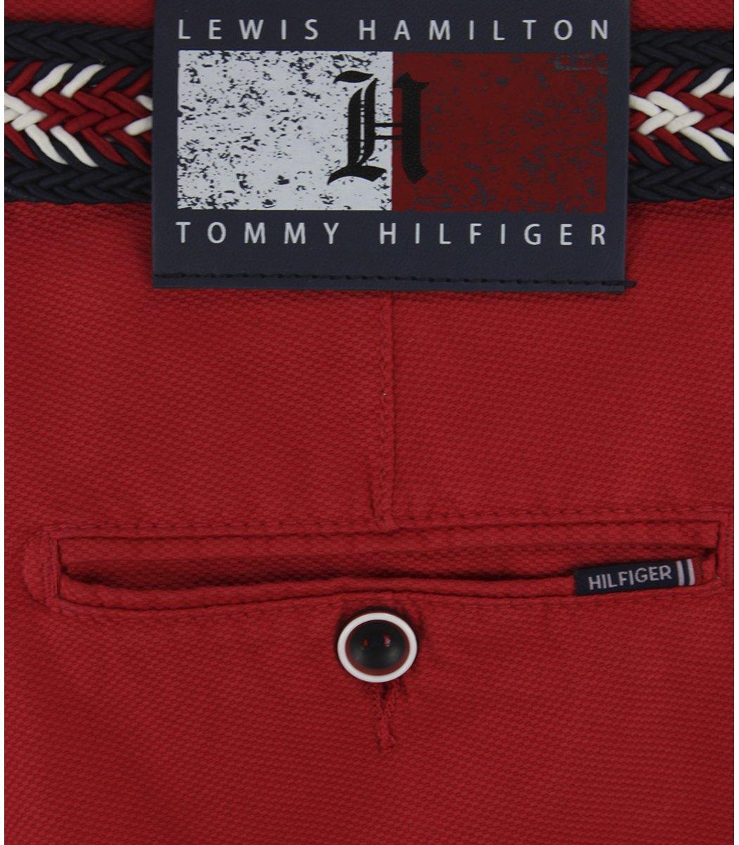 Шорты Tommy Hilfiger +ремень