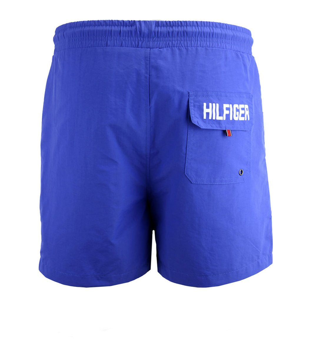 Синие шорты Tommy Hilfiger Dolphin 2 с карманом