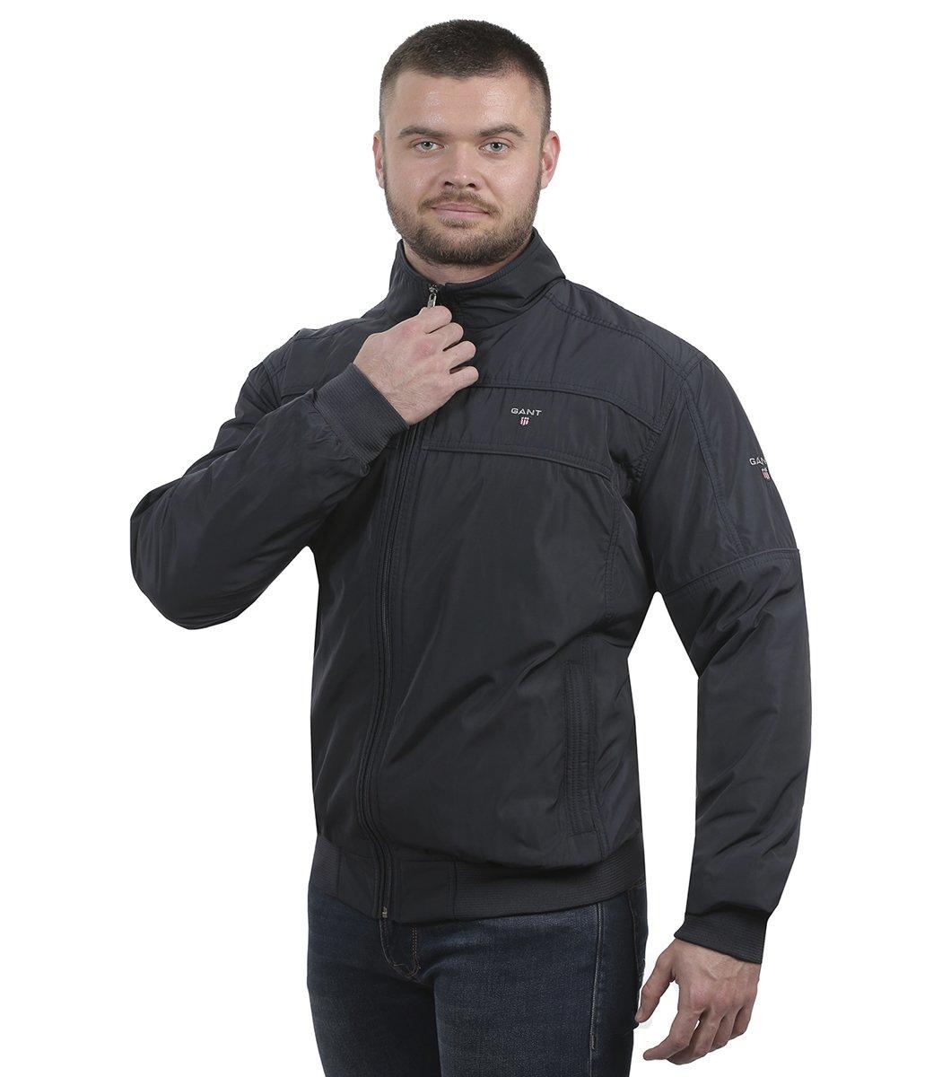Темно-синяя куртка GANT 5823