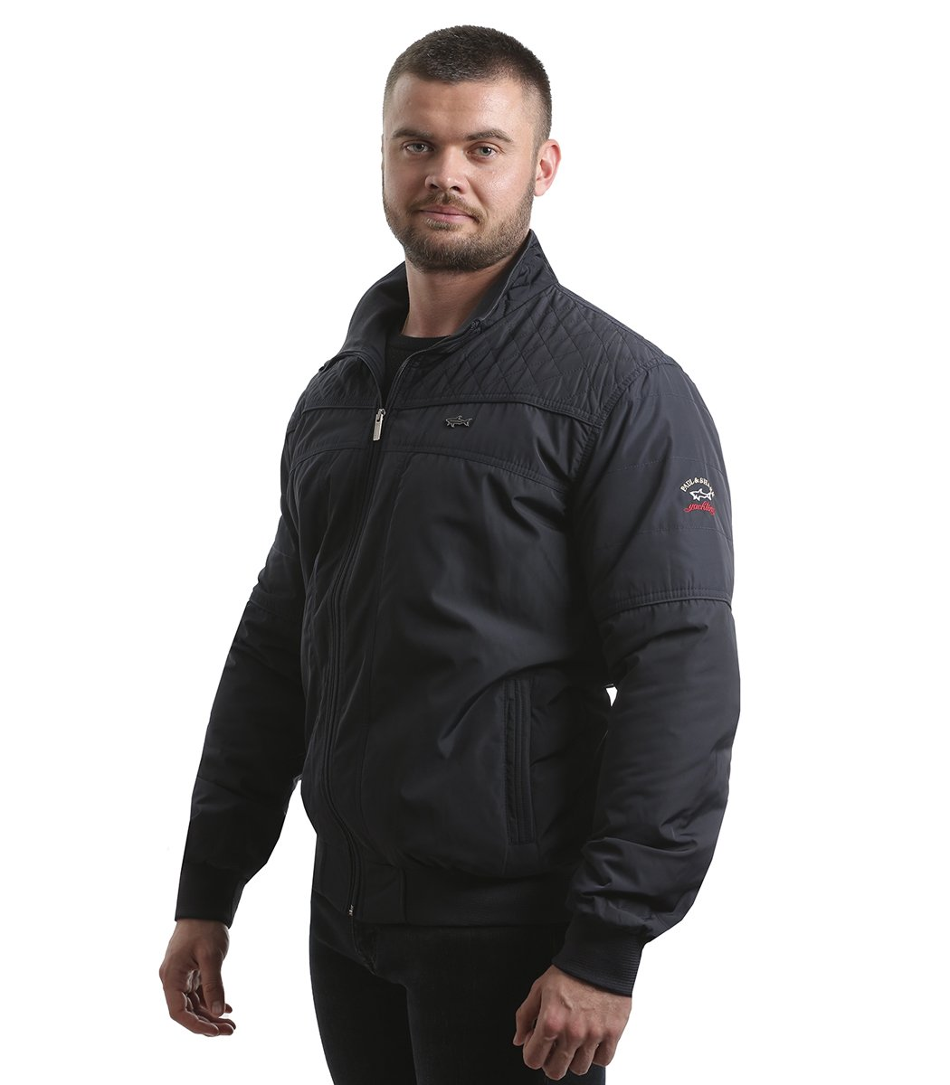Темно-синяя куртка Paul&Shark 5829