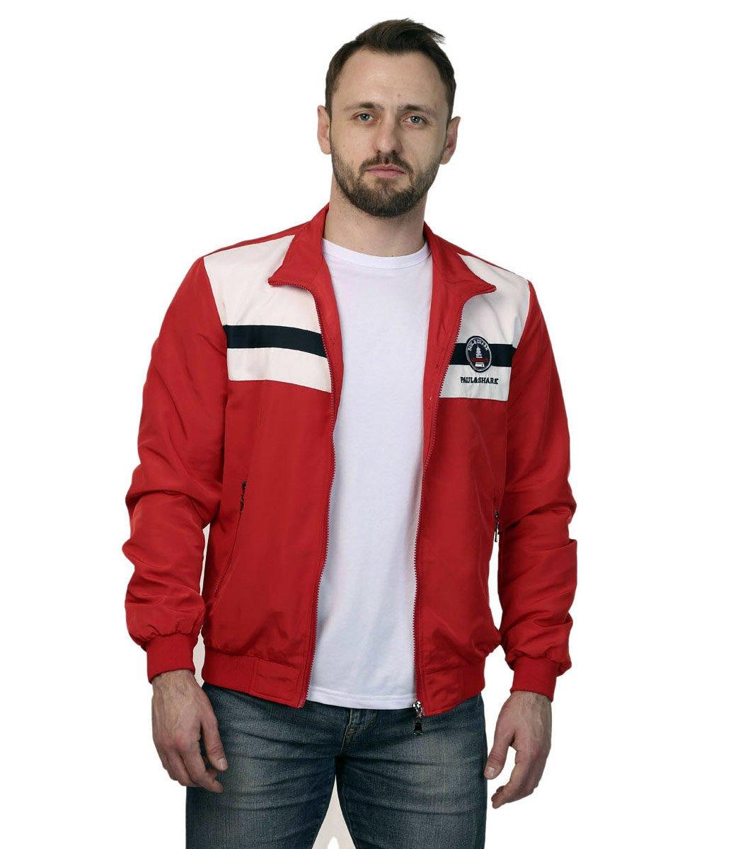 Облегченная куртка Paul&Shark S2 (Красная)