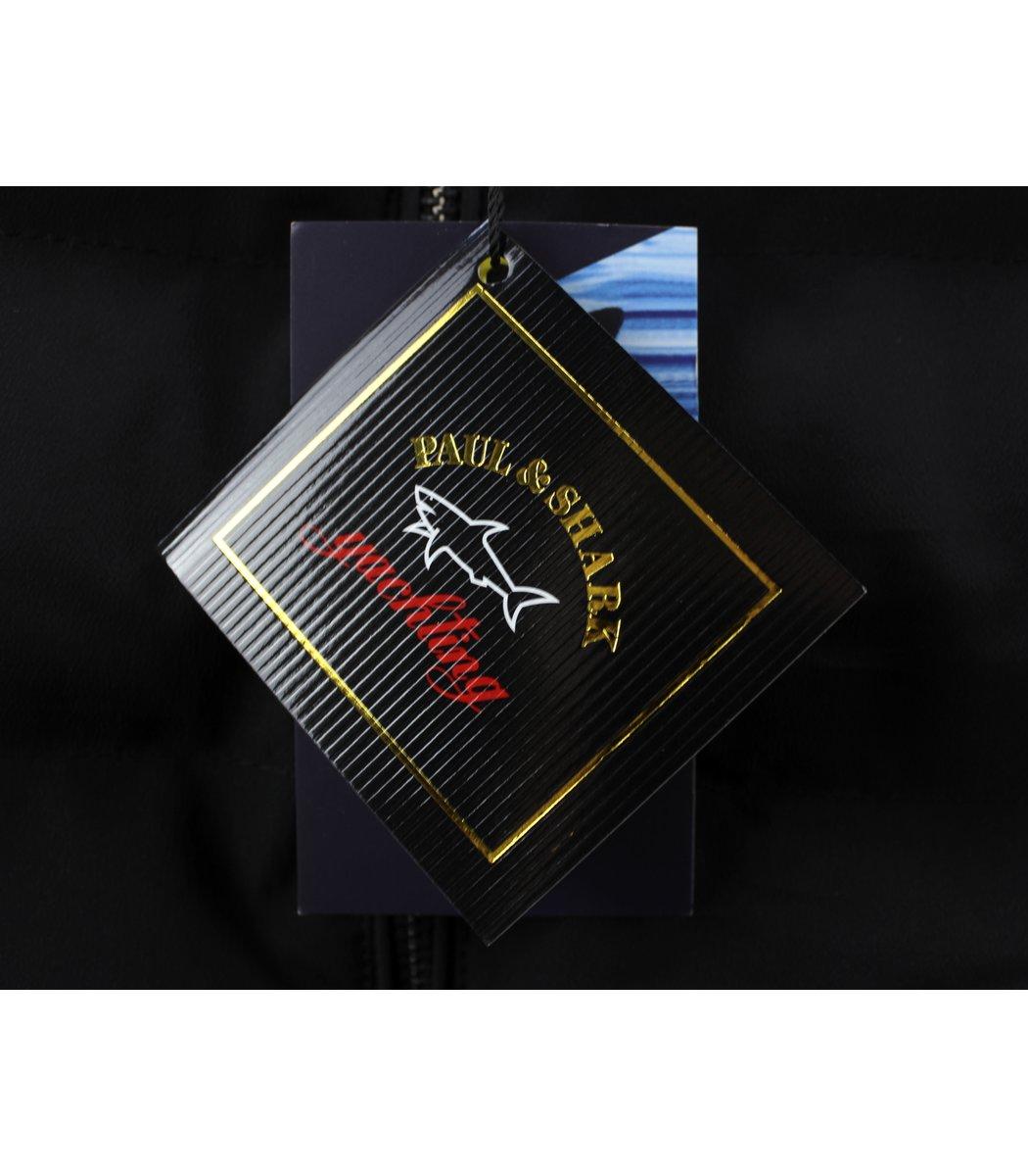 Пуховик  Paul&Shark PS3 (Черный)