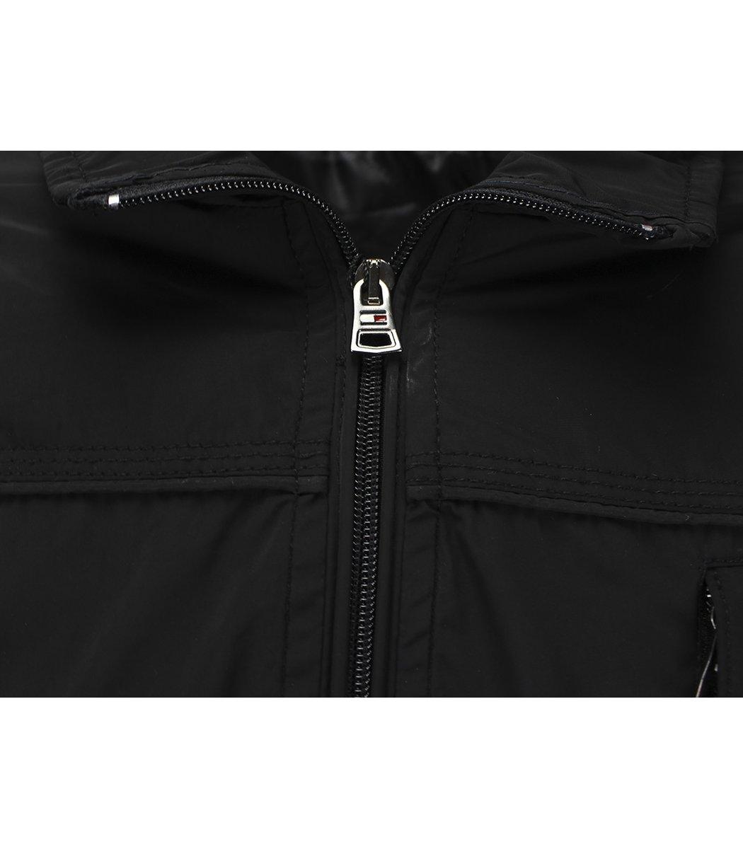 Черная куртка Tommy Hilfiger 5783