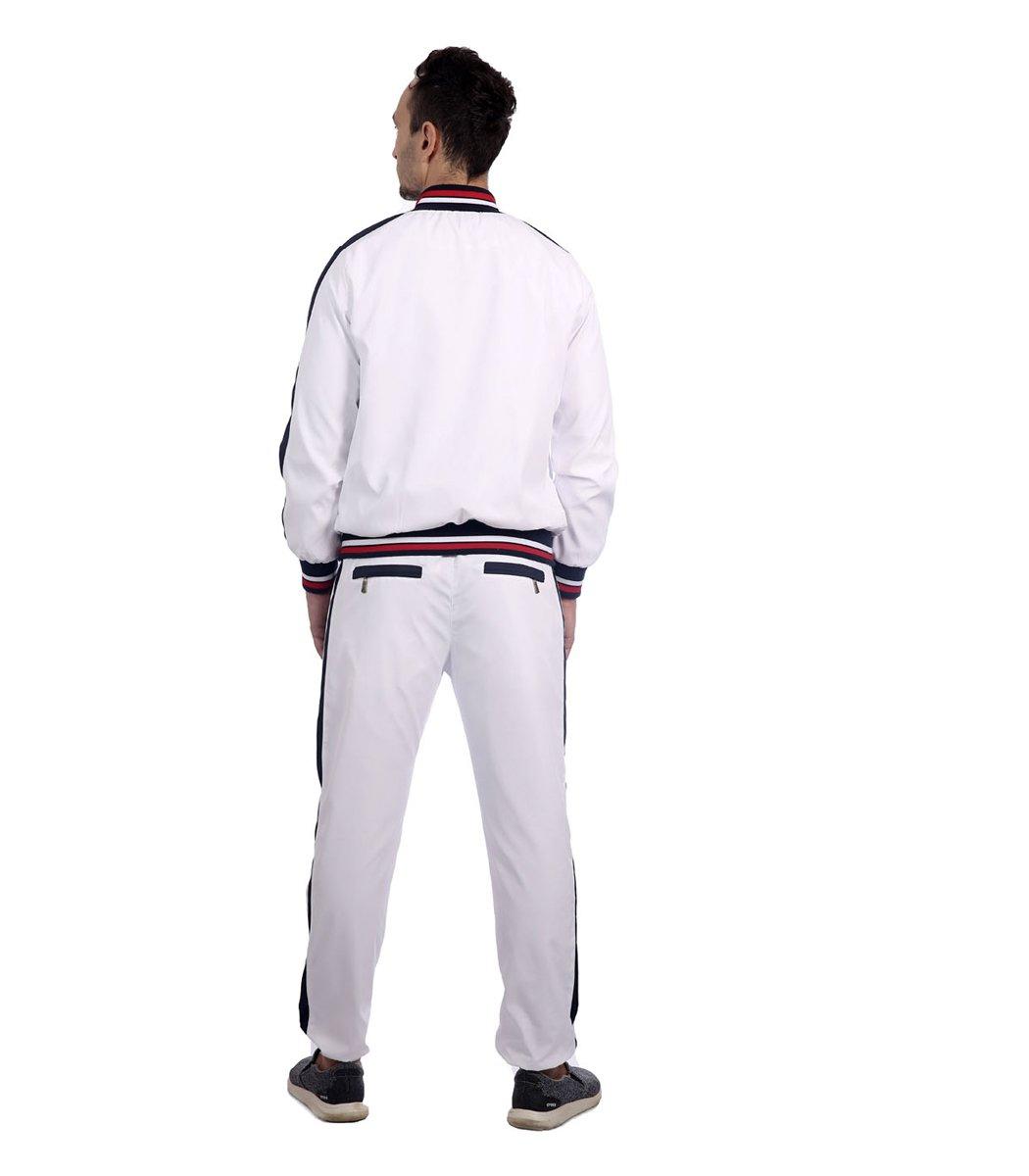 Спортивный костюм POLO Ralph Lauren Classic Белый/темно-синий - Белый - Вид 6