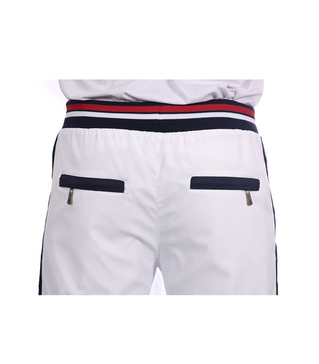 Спортивный костюм POLO Ralph Lauren Classic Белый/темно-синий - Белый - Вид 7