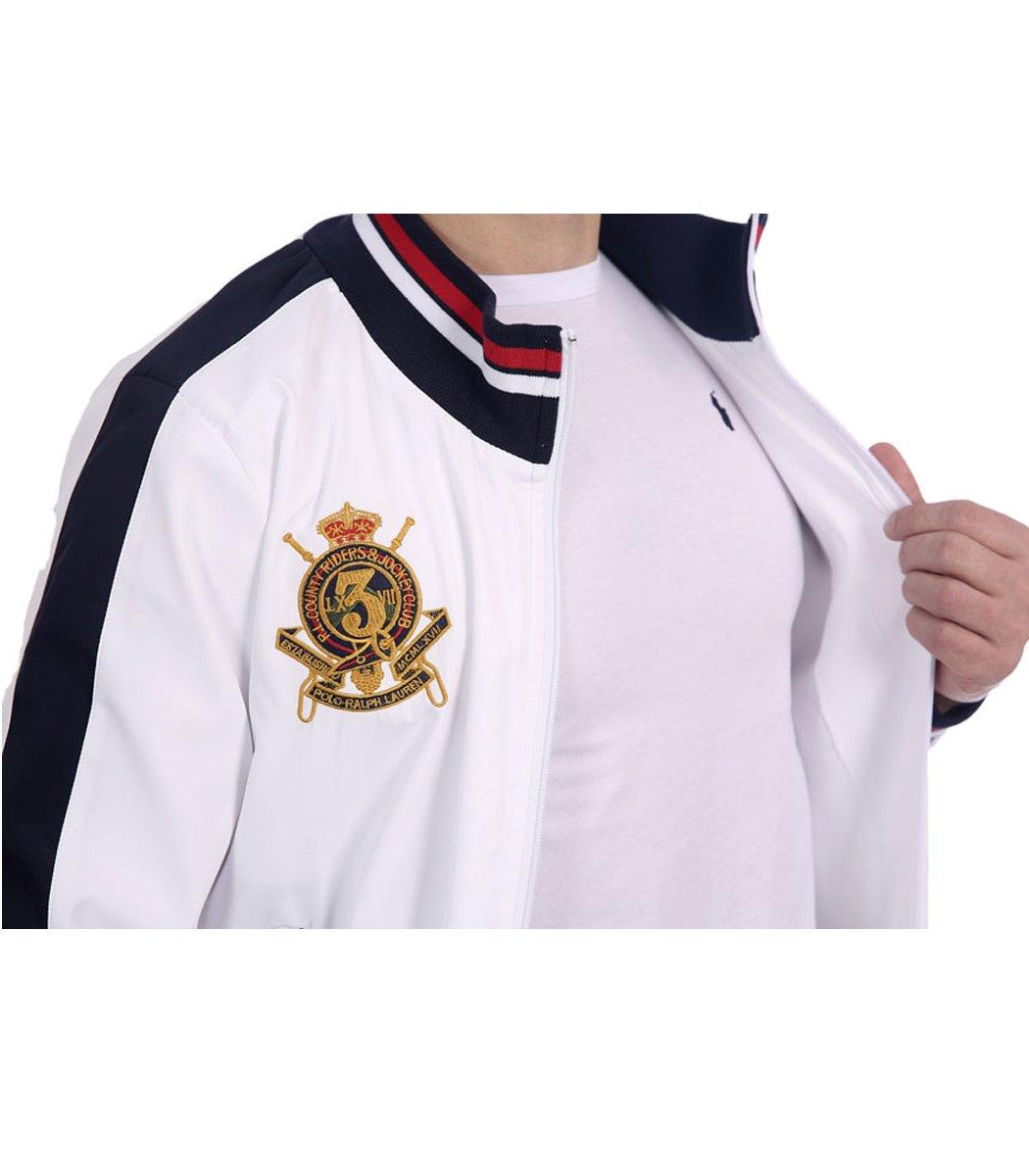 Спортивный костюм POLO Ralph Lauren Classic Белый/темно-синий - Белый - Вид 3
