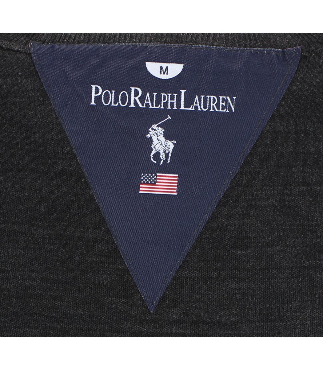 Темно-серый джемпер POLO Ralph Lauren JRN