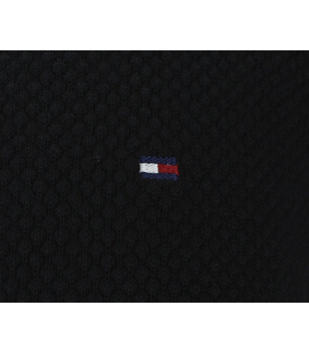Черный джемпер Tommy Hilfiger JT1