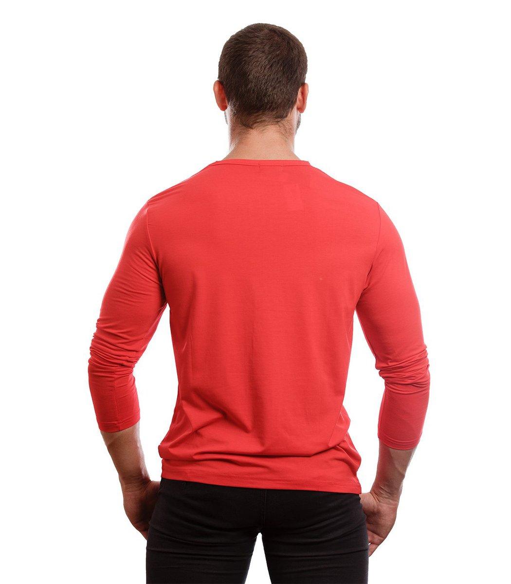 Лонгслив POLO Ralph Lauren LR1(Красный)