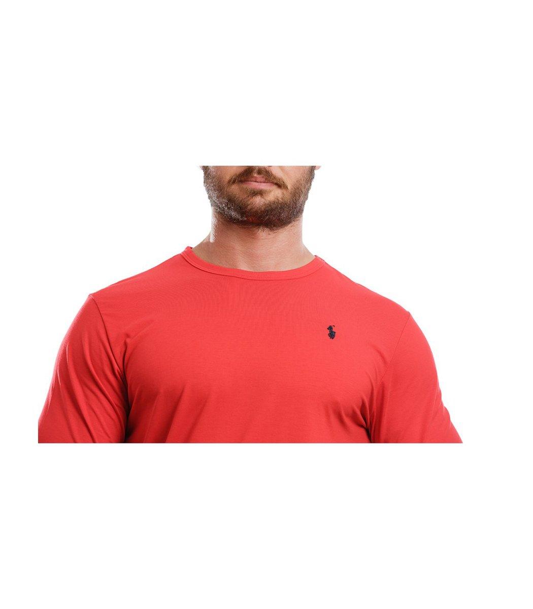 Лонгслив POLO Ralph Lauren LR1(Красный) - Красный - Вид 5