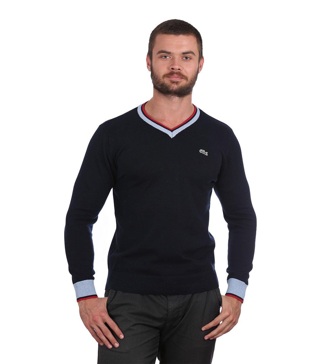 Пуловер Lacoste VL2 (Тёмно-синий)