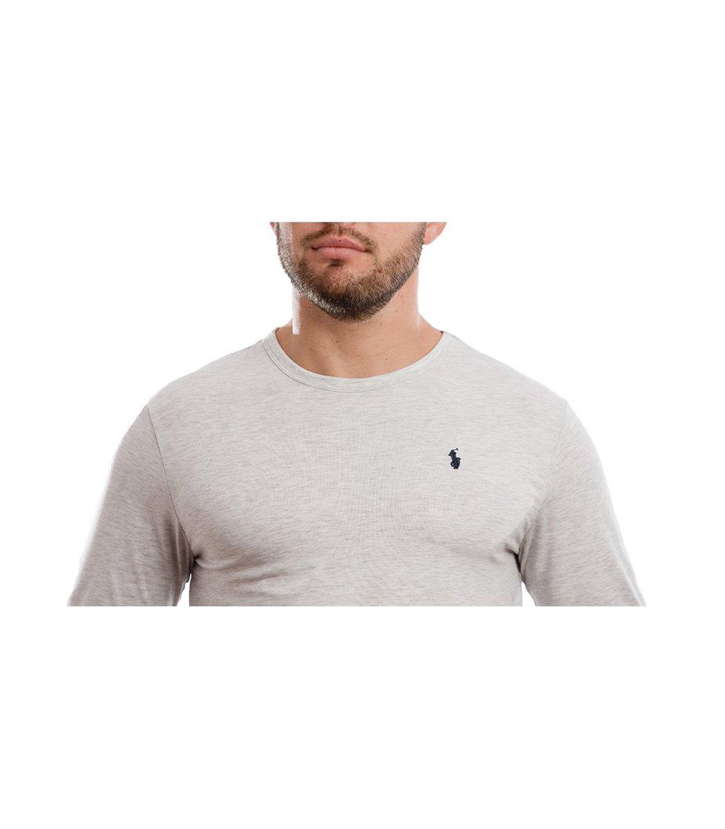 Лонгслив POLO Ralph Lauren LR1 (Серый) - Серый - Вид 5