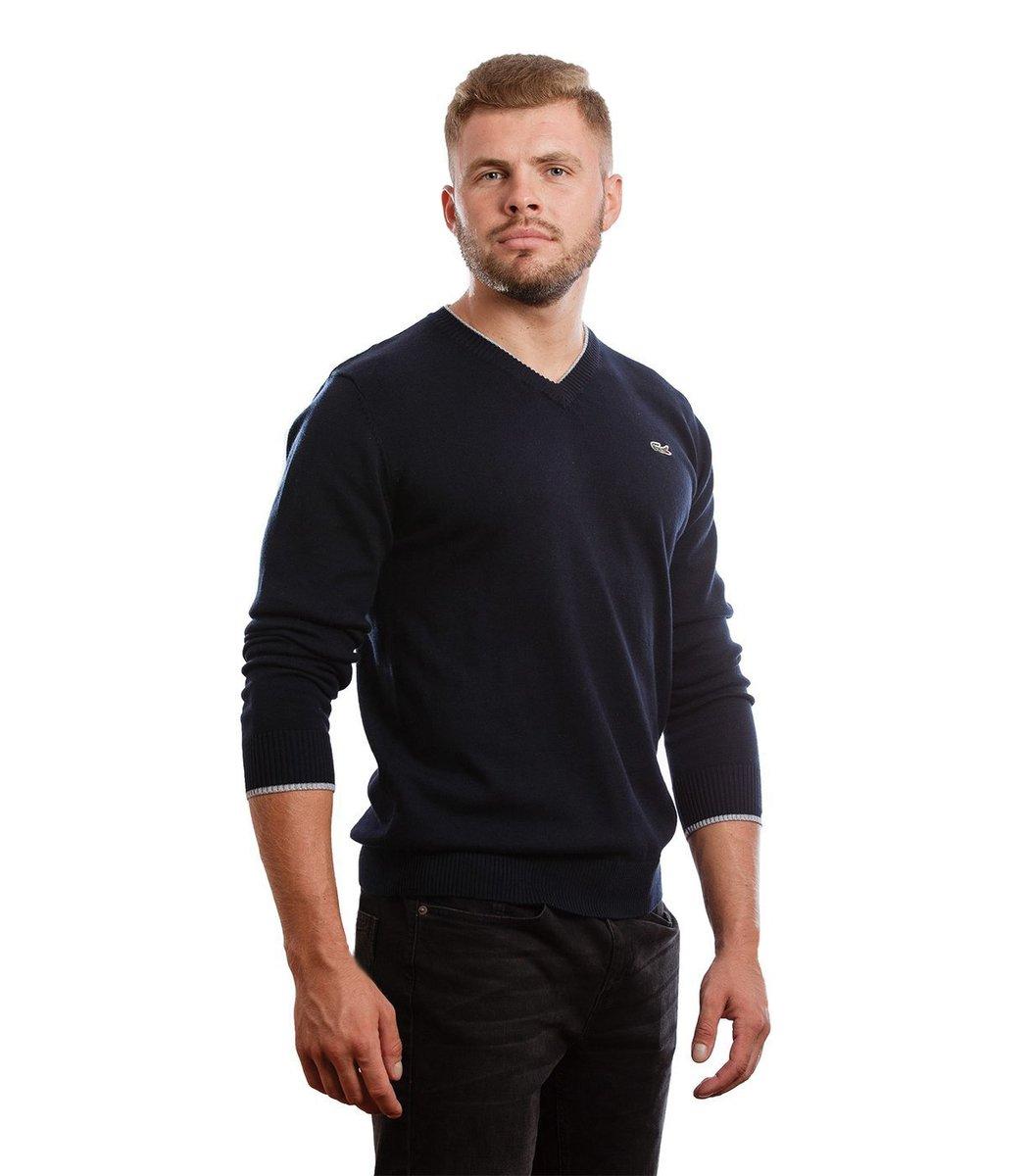 Пуловер Lacoste VL1 (темно Синий)
