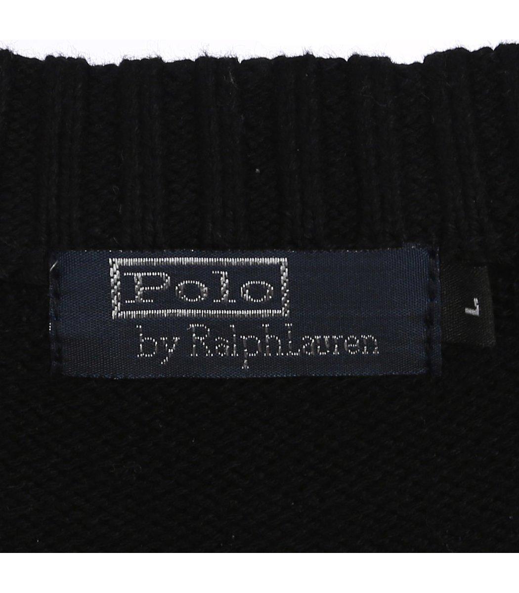 Джемпер POLO Ralph Lauren JR1 (Черный) - Черный - Вид 8