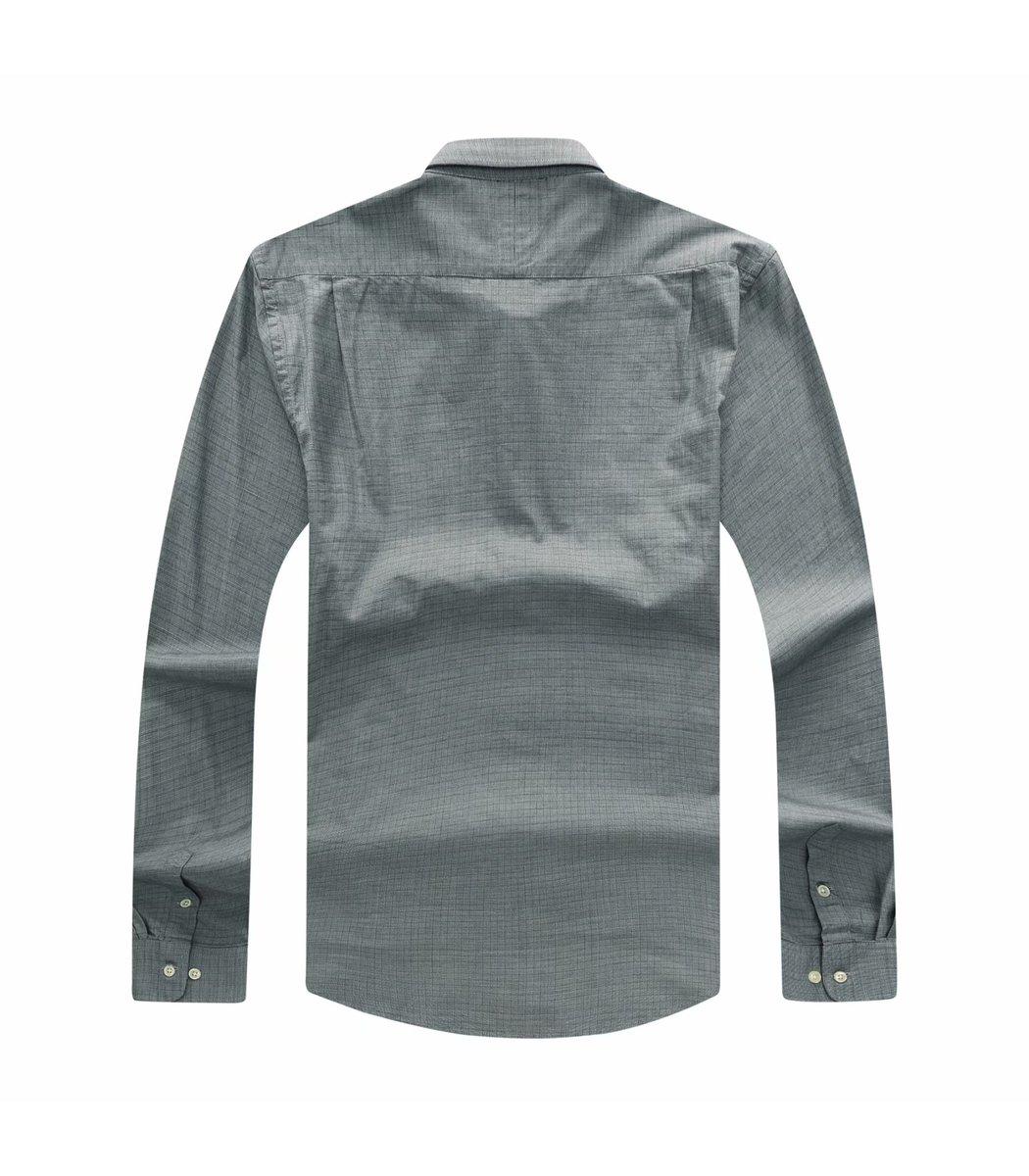 Болотная рубашка POLO Ralph Lauren в клетку RR5