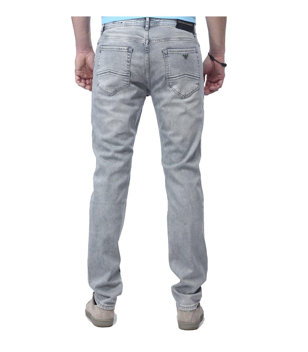 Серые джинсы Emporio Armani гранж 3145