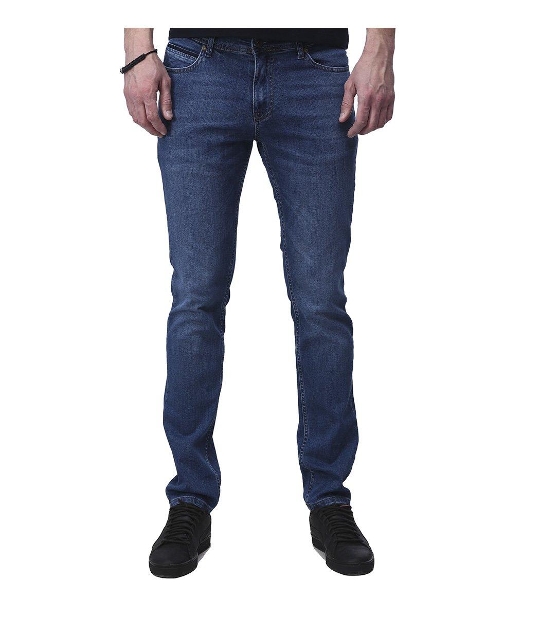 Синие джинсы Hugo Boss 9114 - Синий - Вид 1
