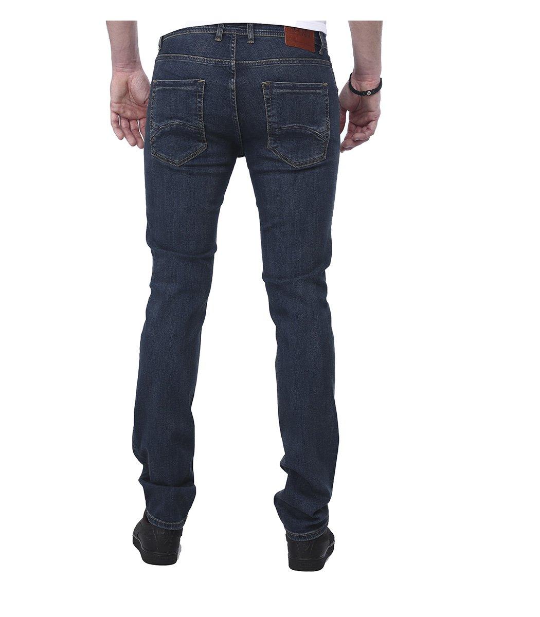 Темно-синие джинсы Tommy Hilfiger 968