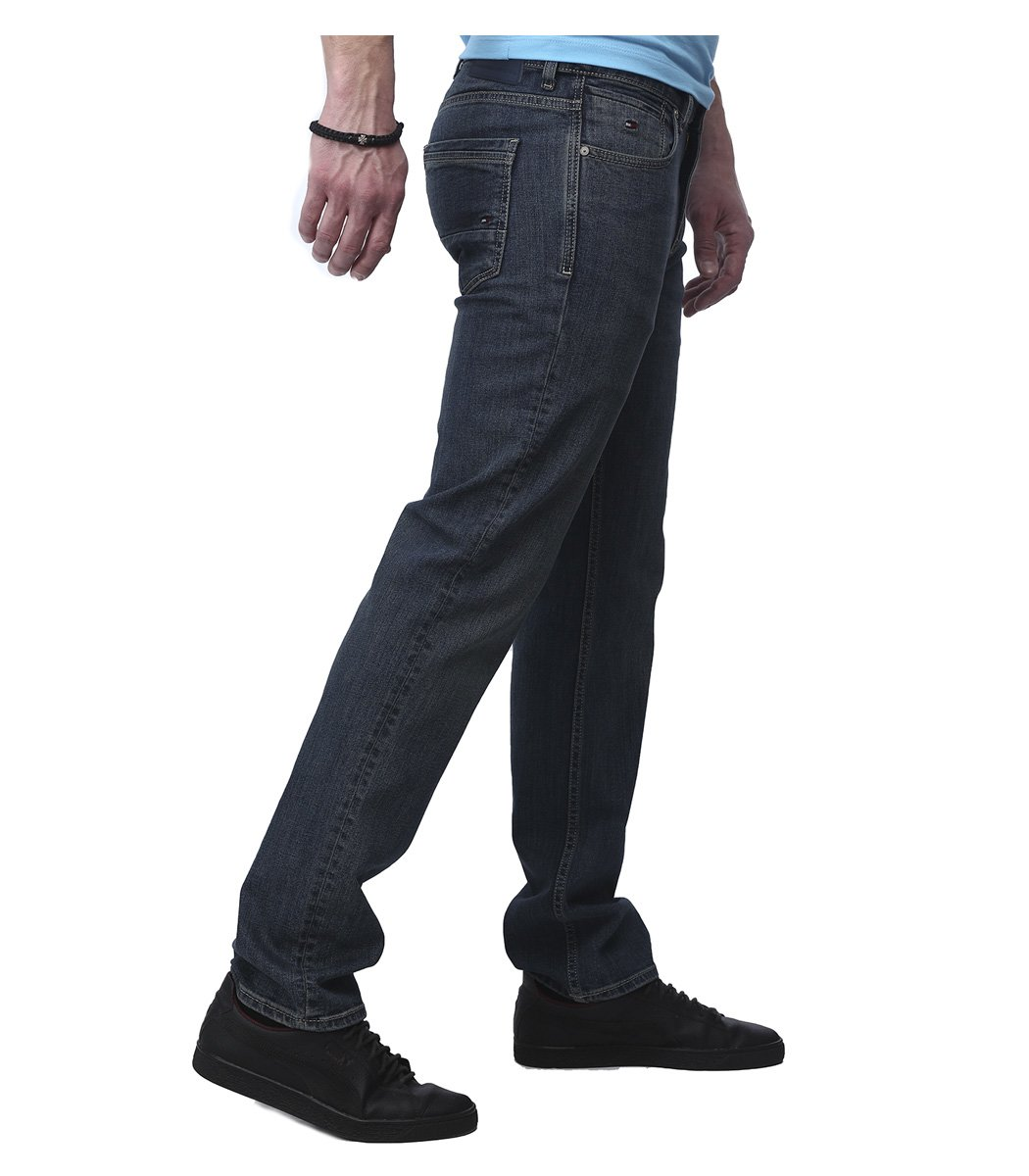 Темно-синие джинсы Tommy Hilfiger 966