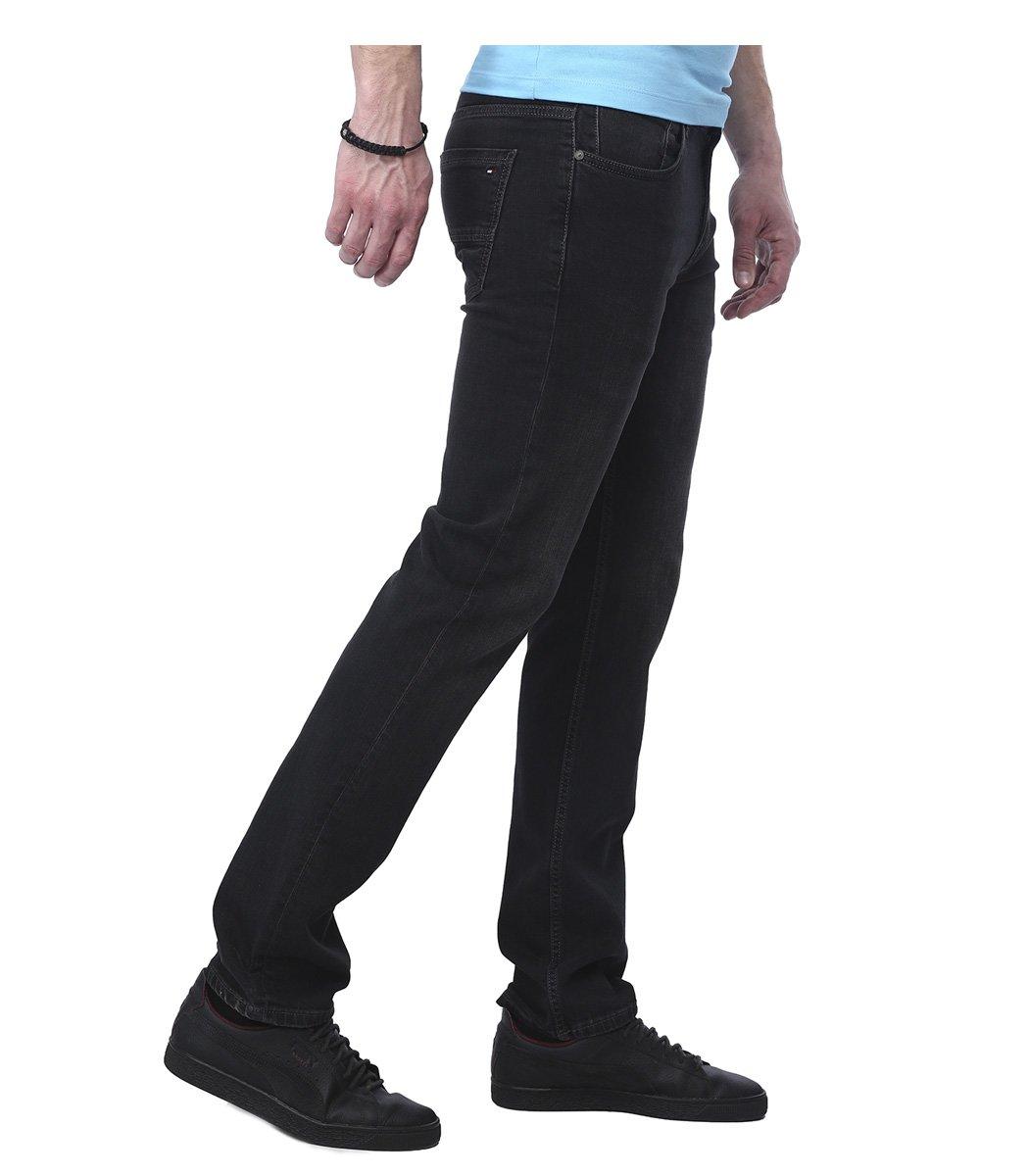 Черные джинсы Tommy Hilfiger 969