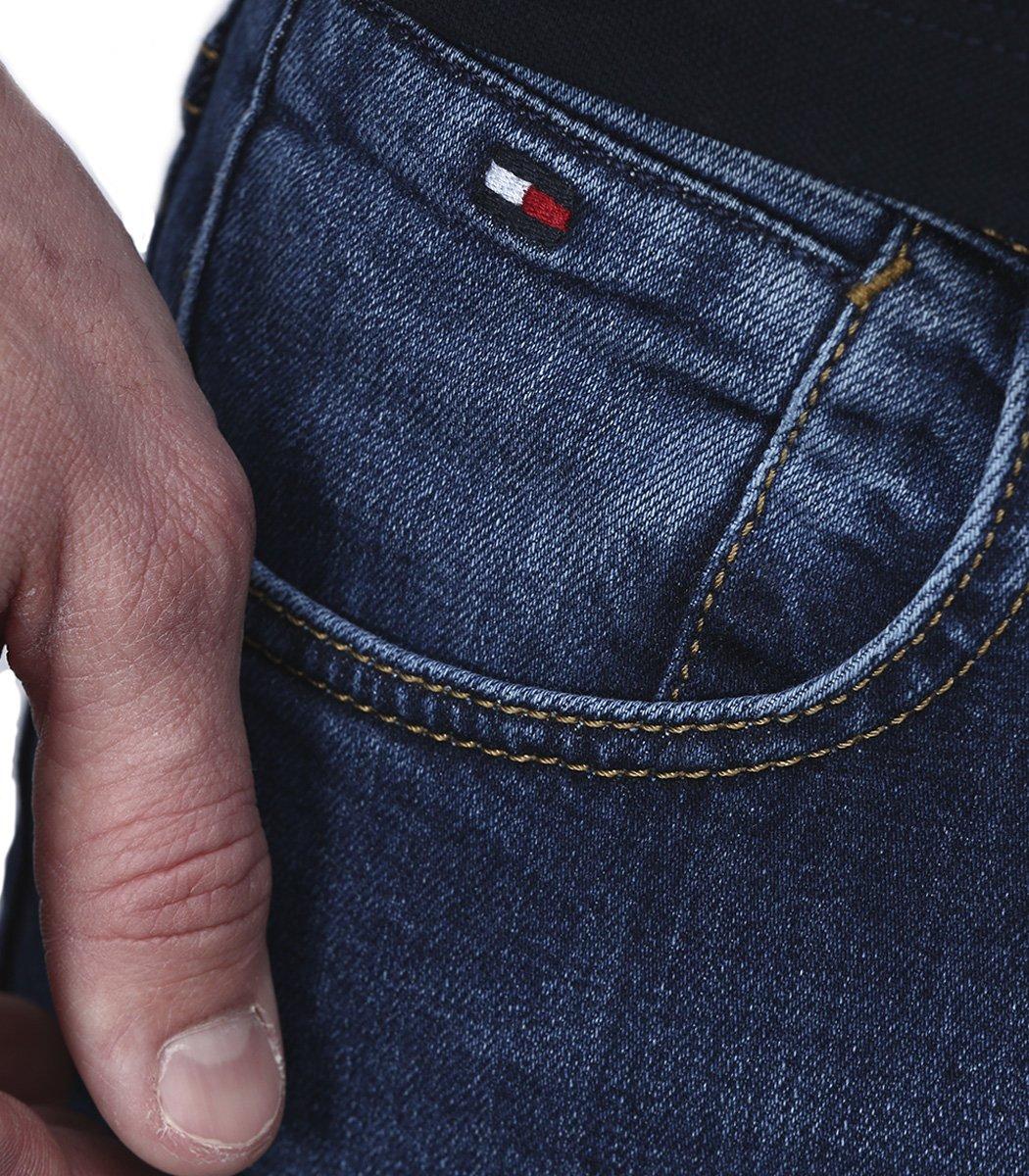Синие джинсы Tommy Hilfiger 969