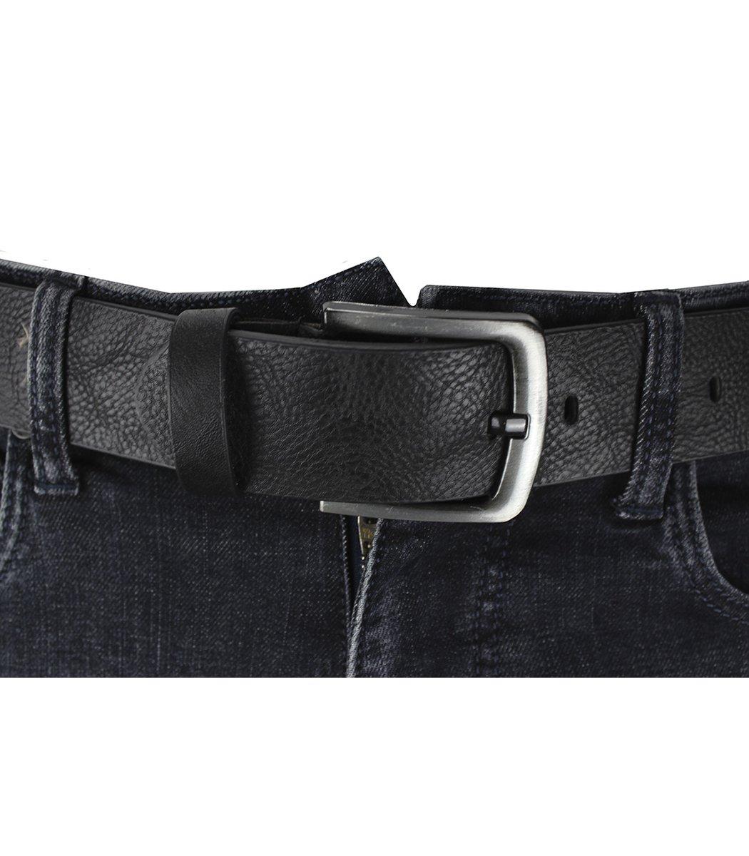 Черные джинсы Armani Exchange 6847 + ремень