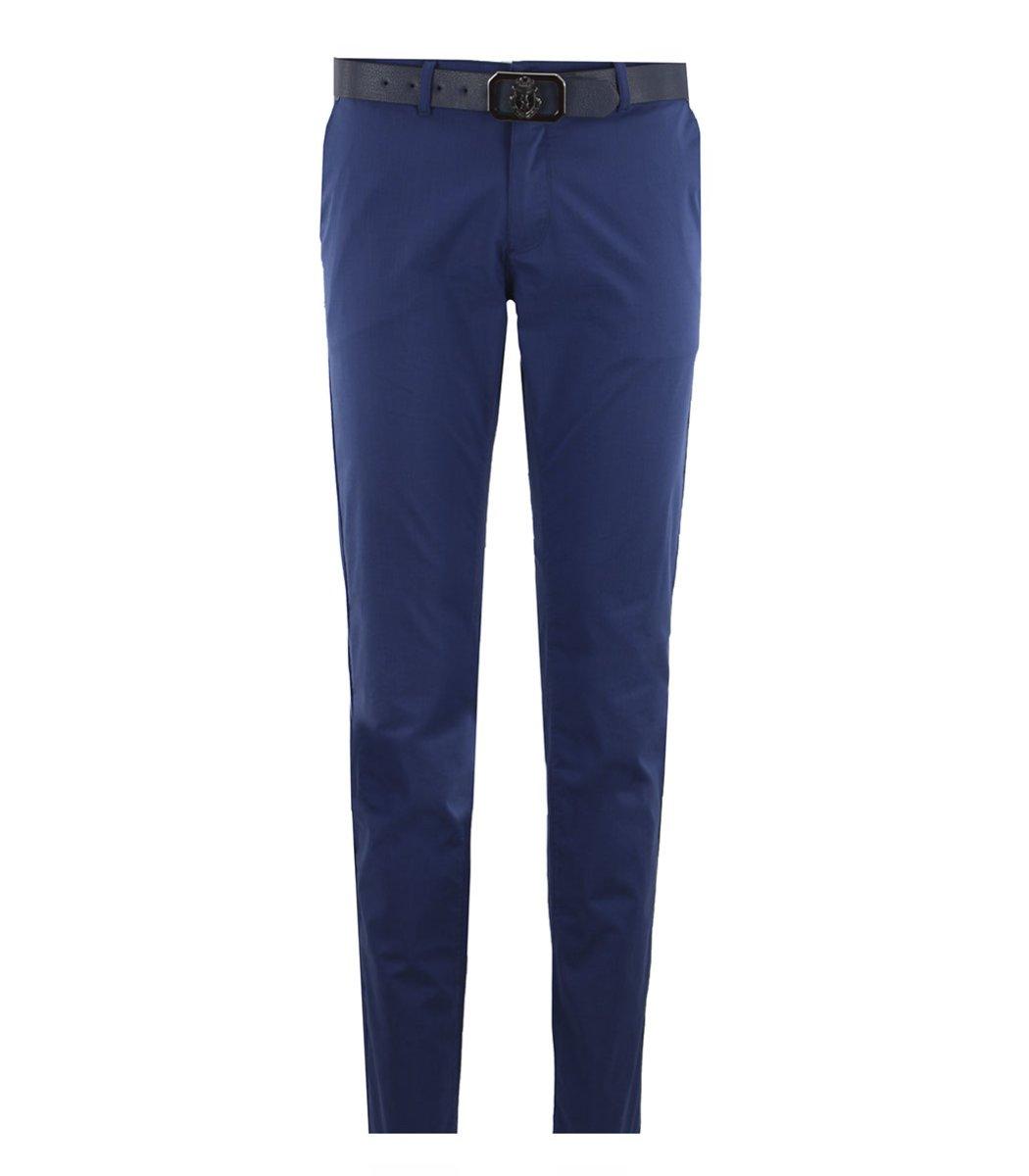 Синие брюки Billionaire 7637