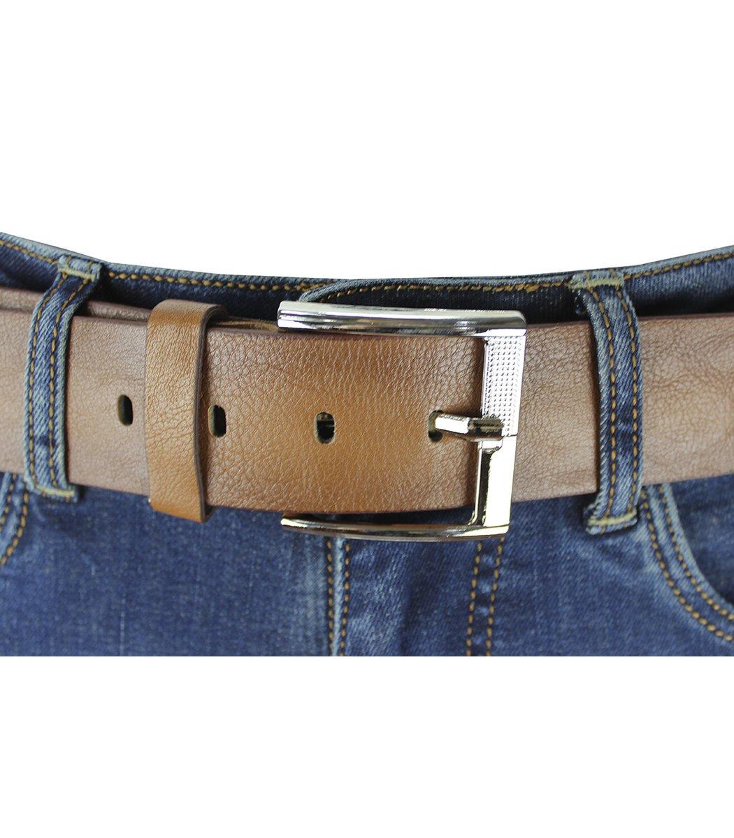 Cиние джинсы Hugo Boss 6814 + ремень