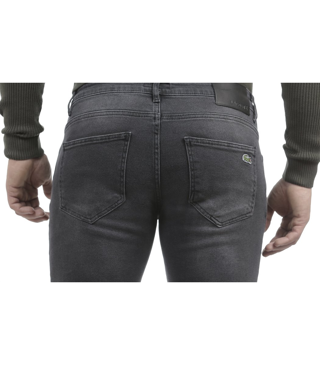 Черные джинсы Lacoste 1609