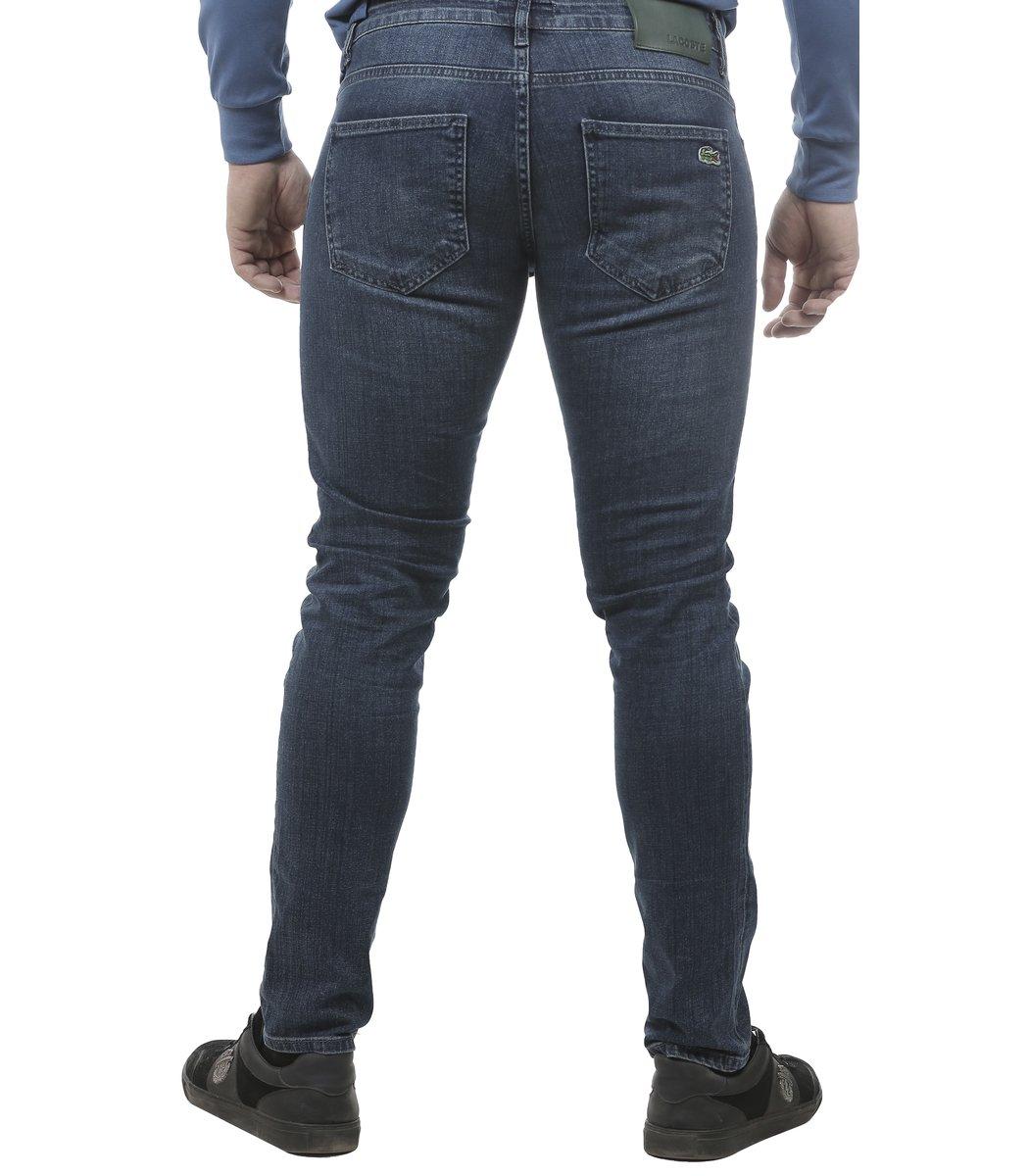 Синие джинсы Lacoste 1610