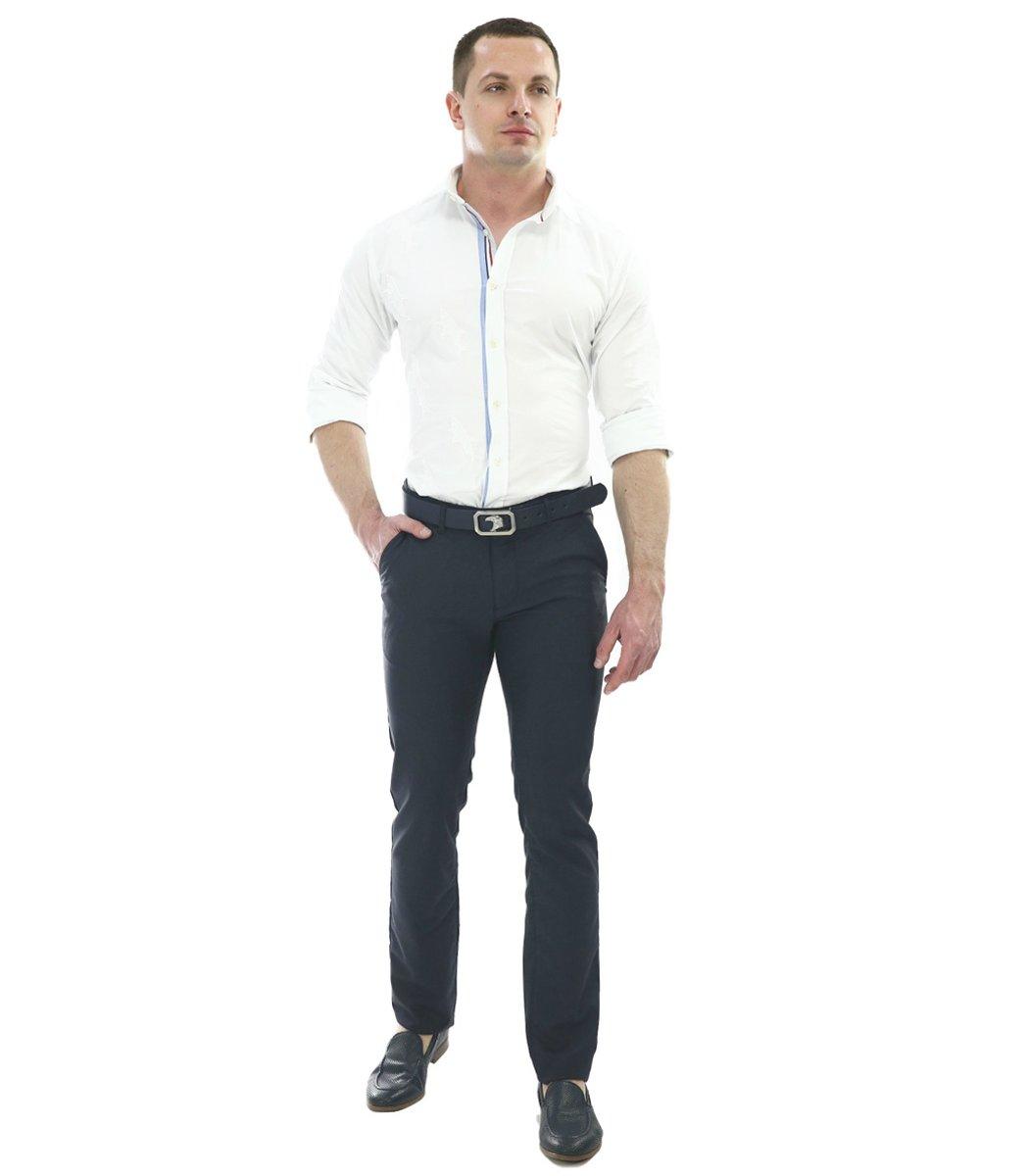 Черные брюки Stefano Ricci 7659