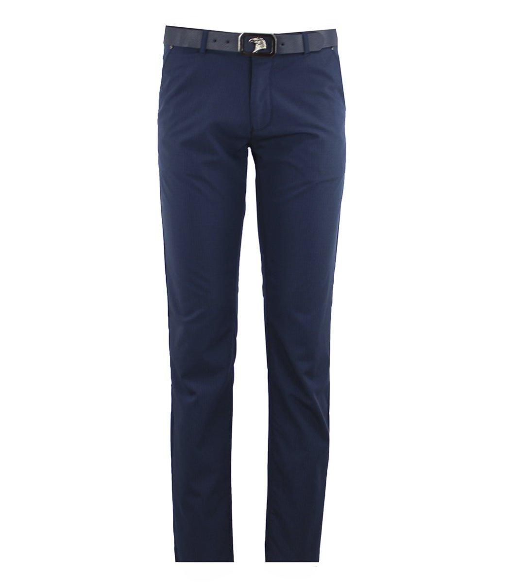Синие брюки Stefano Ricci 7659