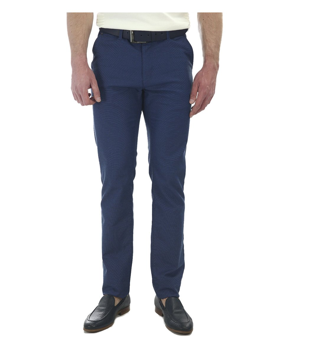 Синие брюки Tommy Hilfiger 7644-2