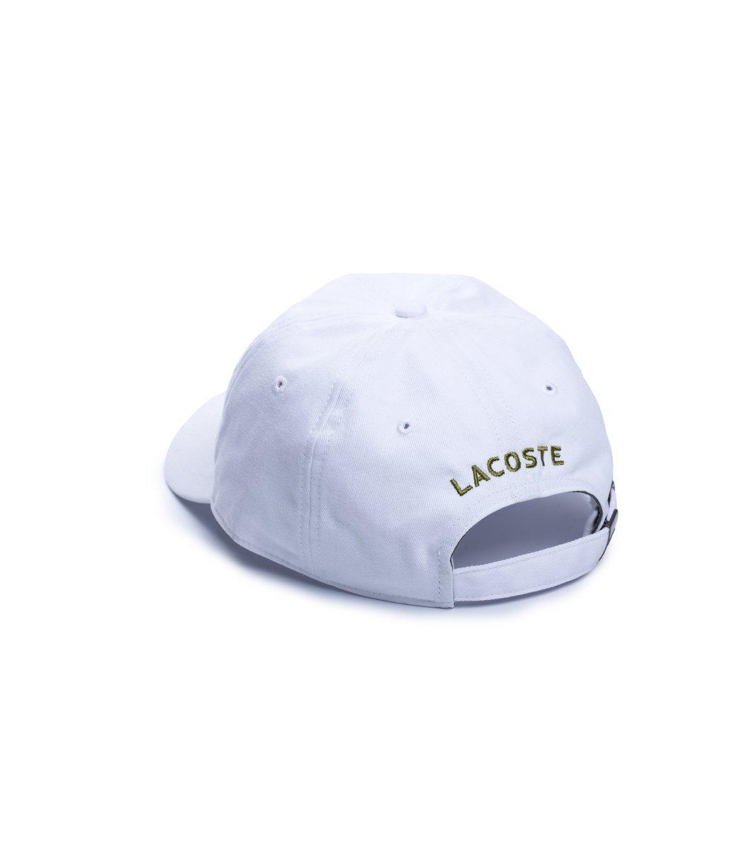 Кепка Lacoste Classic Белый