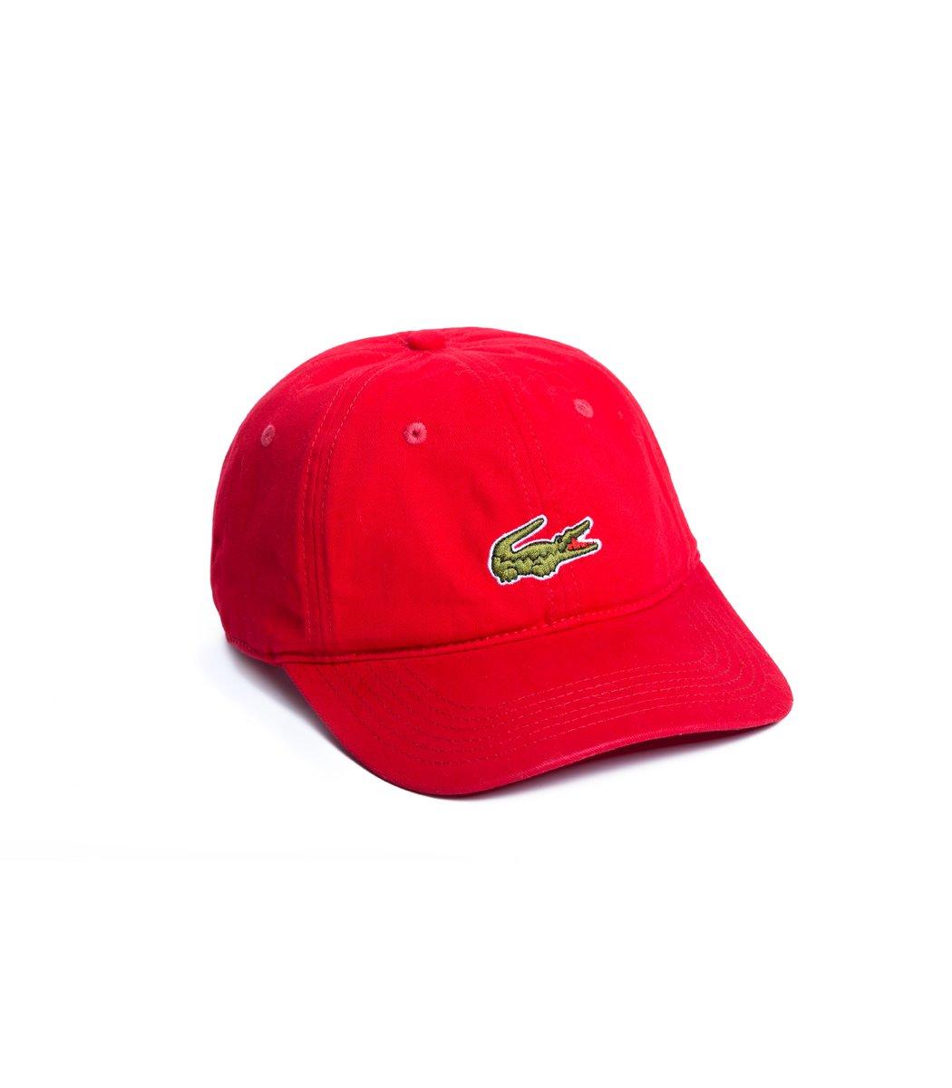 Кепка Lacoste Classic Красный