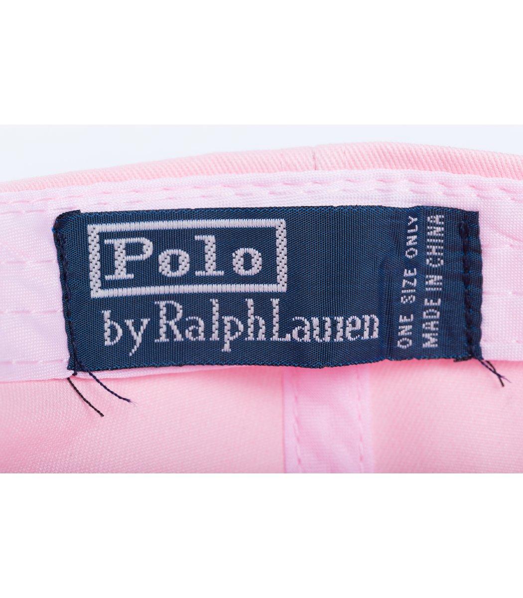 Кепка POLO Ralph Lauren Premiere Розовый/синий